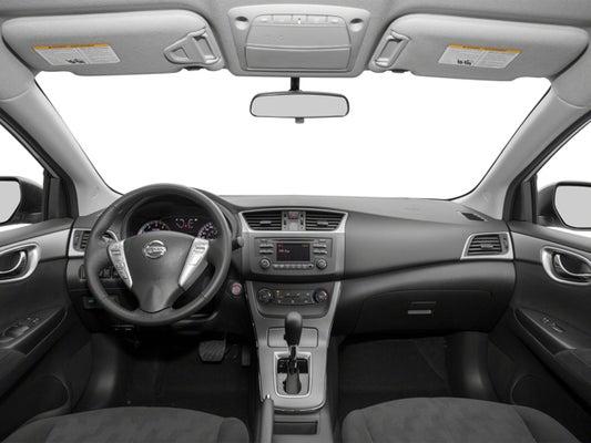 Nissan Sentra Sv >> 2015 Nissan Sentra Sv