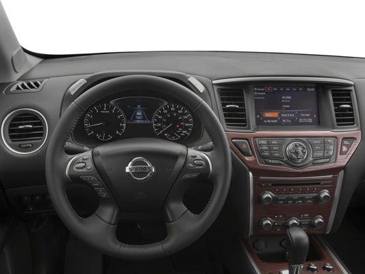 2018 Nissan Pathfinder Platinum In Allentown Pa Rothrock Motors