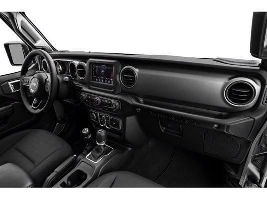 2020 Jeep WRANGLER UNLIMITED SPORT S 4X4 Allentown PA ...